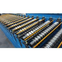 Quality Tile Sheet Roll Forming Machine for sale