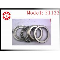 Quality Genuine 51122 Thrust Ball Bearing  For Crane Hook Machine Smooth Rolling for sale