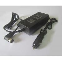 Quality Cigarette lighter charger 19V 120W loptop charger with E1 standard for sale