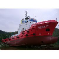 Quality Modified High - build Boat Bottom Paint Epoxy Anticorrosive Paint Iron Red for sale