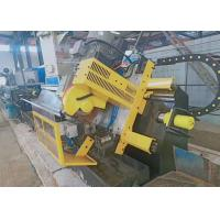 Quality Tube mill galvanized steel tube high speed cut cold cut flying saw machine for sale