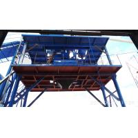 Quality Automatic Concrete Mixing Plant / Concrete Batch Mix Plant with 90 m3/h for sale