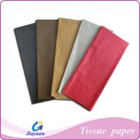 Quality Colorful tissue paper , wrapping tissue paper for gifts for sale