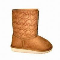 Quality Boots with Mircofiber Upper Material, Suitable for Women for sale