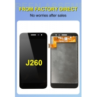 Quality Custom High Brightness ODM Mobile LCD Touch Screen For Samsung J260 for sale