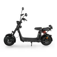 China EU standard eec two wheel 1000w/1500w electric scooter fat tire citycoco scooter 2018 adult mobility electric scooter on sale