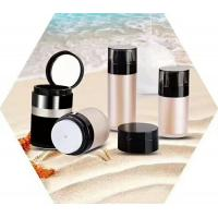 Quality 30ml 50ml  Airless Dispenser Foundation Serum Pump Bottle Packaging and 30g 50g for sale