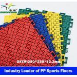 China Sports Court floor, Outdoor Modular PP floor, Sport Tiles for sale