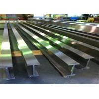 Quality Silver Color I Beam Steel Q275 20Mnk Material For Multifunctional Supporting for sale
