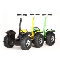 Quality Gyropode 1000W Electric Scooter Segway / Two Wheels Stand Up Scooter Off Road for sale