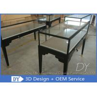 Quality Modern Jewelry Display Counter With Locks Pre - Assembly 1200X550X950MM for sale
