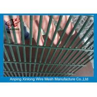 Quality 1/2'' x 3' High Security Wire Fence For Warehouse , High Visibility Fence for sale