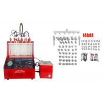 Quality 220V Fluid Fuel Injector Testing Equipment 100W Ultrasonic High Power for sale