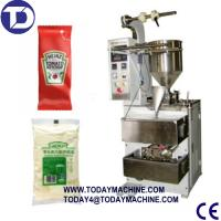 Quality ketchup packaging machine/ form fill seal machine/ automatic bag packing machine for sale