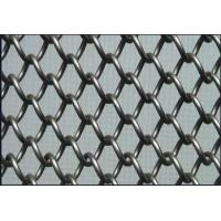Quality Protective Manufacture Good appearance galvanized welded stainless steel curtain and decorative crimped wire mesh for sale