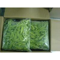 Quality Frozen pea pods for sale