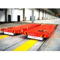 Quality AC Motor Assembly Line Heat Resist Power Rail  Trailer With Proximity Switch for sale