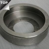 Quality Customized Drawing Stellite Cobalt Alloy Castings Spinner Disc Dia 300 - 400mm for sale
