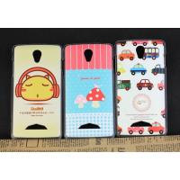 China Printed Mobile Phone Covers / Customized Cell Phone Cases Cover For Oppo R2017 R2001 on sale