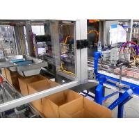 Quality High Speed Case Packing Equipment For Bottled Foods And Snacks Packaging for sale