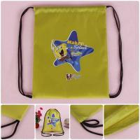 Buy cheap Factory Price Polyester Bag, Nylon Polyester Drawstring Bag from wholesalers