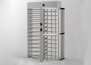 China High Security Mechanical Access Management for Stadiums Factory Energy Park full height turnstile on sale