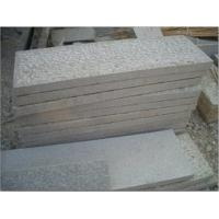 Quality Grey Pineapple Granite Curbstones, Landscaping Edging Stones for sale