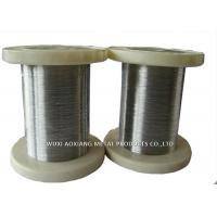 Quality 400 Series Stainless Steel Wire Coil 3 Hardness Option Different Color Surface for sale