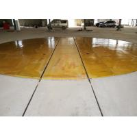 Buy cheap 300T China Supplier Turnplate Motorized Transfer Vehicle On Rails from wholesalers