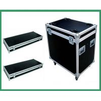 Quality Custom Portable Aluminum Tool Case / Black Handle Equipment Case for sale