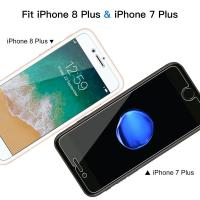 Quality Bubble Free iPhone Tempered Glass Screen Protector 99% Transparency OEM for sale