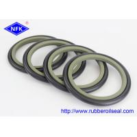 Quality NBR PTFE Buffer Hydraulic Rod Seals , High Pressure Hydraulic Seals GS5059-V6 HBTS for sale