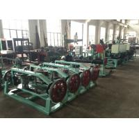 Quality Double Reverse Twist Barbed Wire Machine High Speed Operation For  Expressway for sale