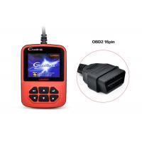 Buy cheap Black Launch Diagnostic Tools Creader 6S Code Reader EU USA Asian Version from wholesalers