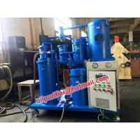Quality Dirty lube oil Cleaner,Lubricant Oil Purifier Plant, Lube Oil Treatment Plant for sale