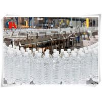 China Professional Mineral Water Bottling Plant Compact Construction For 5 Gallon Bottles on sale