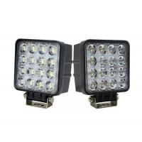 Quality 4800 Lumen 48 Watt LED Work Light Heavy Duty Enegry Saving 12 Months Warranty for sale