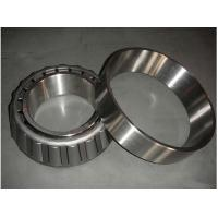 Quality Stainless Steel Single Row Tapered Roller Bearings Machinery With Open Seal Type for sale