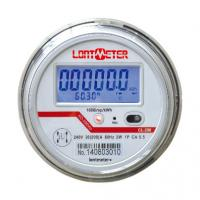 Quality High Accuracy Single Phase Power Meter For Domestic LCD Display ED-200V 60HZ for sale