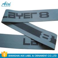 Quality Jacquard Elastic Waistband For Underwear , Neck Tape , Colored Garment Woven for sale