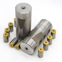 China Cold Heading Screw Mold Die Tungsten Carbide Punches And Dies With Grinding Surface on sale