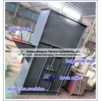 Quality bulk material lifting used vertical chain conveyor bucket elevator design for sale