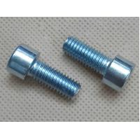 Buy Zinced Stainless Steel Bolts and Nuts / socket head bolts For go kart at wholesale prices