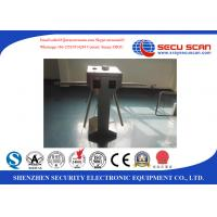 Quality Metal Office Security Tripod Turnstile Hospital Access Control Turnstile for sale
