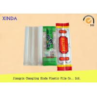 Quality Laminating PET PE Plastic Food Packaging Bags for Manual Filling / Auto Filling Machine for sale