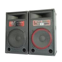 Quality 15 Inch Fm Radio USB Portable PA Sound System , Home Bluetooth Speaker System for sale