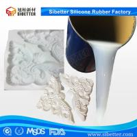 China Factory Price of Liquid Silicone Rubber for Gypsum Mold Making on sale