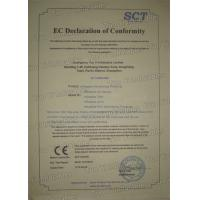 Guangzhou Tuo Yi Inflatables Factory Certifications