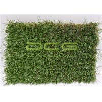 Quality C Shape Synthetic Artificial Grass Landscaping For Children Playground for sale