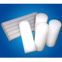Quality Non Firing PTFE Teflon Rod For Insulator Tubing , 260% Elongation Rate for sale